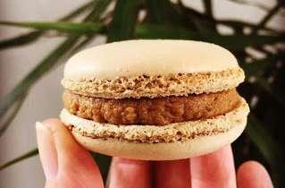 Macarons au café de Christophe Felder
