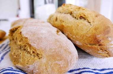 Comment faire vous-même votre pain au levain bio cuit au four chez vous