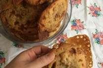Cookies au caramel et noix
