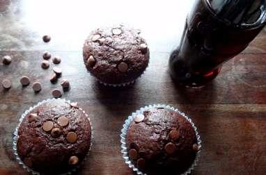 Muffins choco-cola