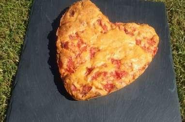Gâteau à la pastèque