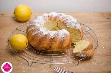 Gateau italien au citron et au mascarpone
