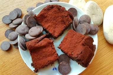 Moelleux au chocolat Ottolenghi