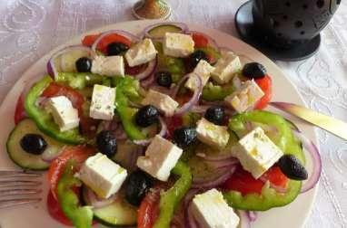 Salade grecque Horiatiki
