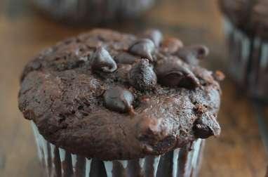Muffins au chocolat et yaourt