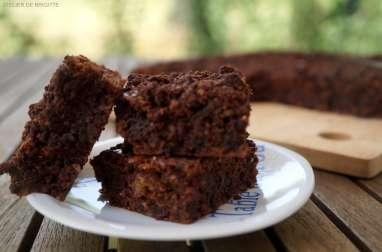 Brownies d'après le Chef Philippe Conticini
