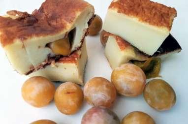 Far presque breton aux mirabelles