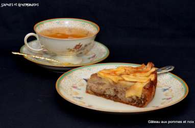 Gâteau aux pommes Ariane