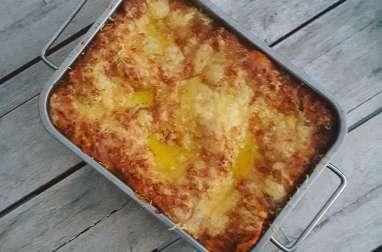 Lasagnes simples à ma façon