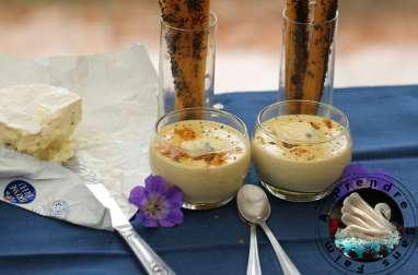 Crémeux de Bresse Bleu au curry