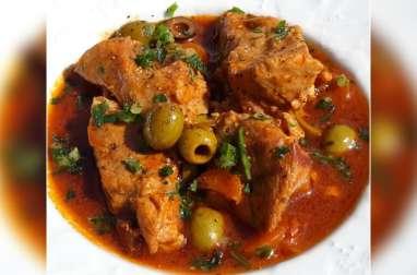 Sauté de veau aux olives recette facile au cookeo