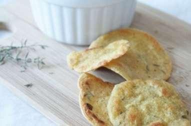 Chips lentilles-quinoa