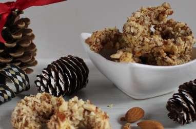 Vanille Kipferl biscuits alsacien