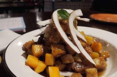 Ranfanote : une salade de fruits Péruvienne ancestrale