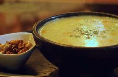 Soupe de Quinoa