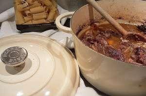 Daube provençale cuisson lente basse température