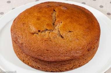 Gâteau à la crème de châtaignes