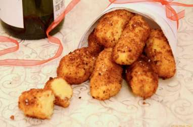 Croquettes de pomme de terre maison