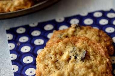 Biscuits au chocolat blanc et cranberries, de Yotam Ottolenghi