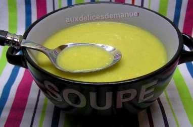 soupe poireaux pomme de terre thermomix