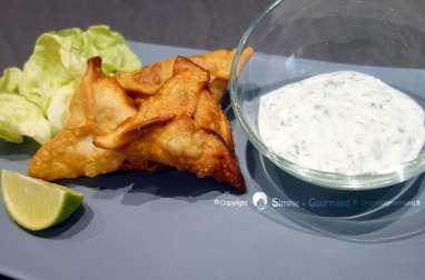 Samoussas - Simple & Gourmand