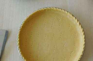 Pâte brisée ou pâte à foncer