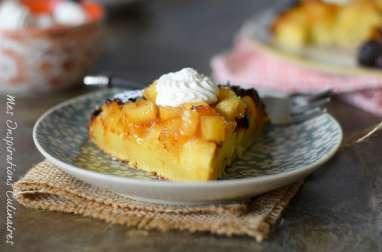 Gâteau à la poêle (pommes ou poire)