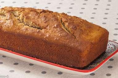Gâteau du matin châtaigne et coco
