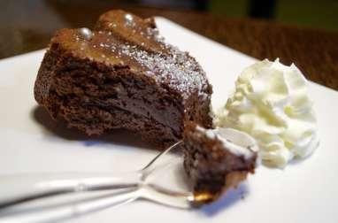 Gâteau au chocolat rapide