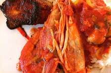 Le court-bouillon de crevettes à la martiniquaise