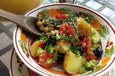 corsica insalata - au cochon heureux !