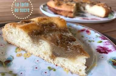 La tarte au sucre