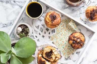 Muffins au nutella maison