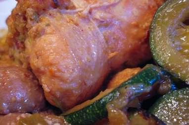 Paupiettes farcies aux légumes
