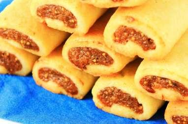 Biscuits aux figues façon Figolu