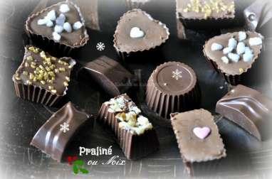 Chocolats fait maison