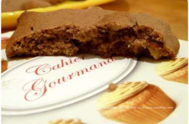 Biscuit nutella©, noisettes