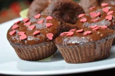 Le petit gâteau au Chocolat de Camille