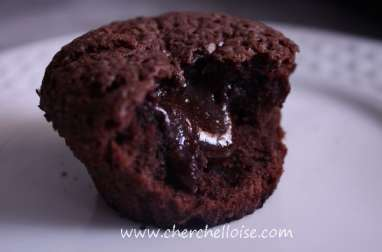 Fondant chocolat facile