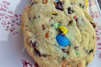 Cookies crazy au M&M'S