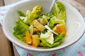 Salade de fenouil et orange