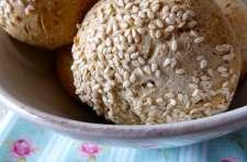 Petits pains végétaliens