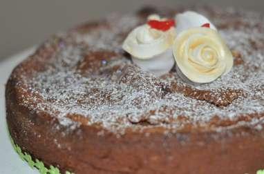 Moelleux au Chocolat et Caramel revisité