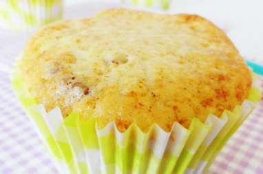 Muffins à la confiture de lait