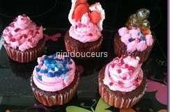 Cupcakes barbies