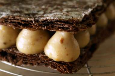 Des pâtisseries chocolatées pour les fêtes