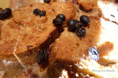 Bread without Butter Pudding