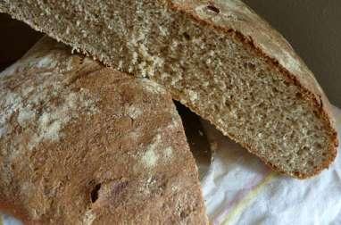 Grand pain au yaourt