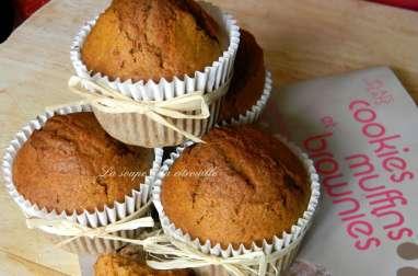 Muffins surprise à l'orange