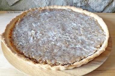 Gâteau à la noisette + variante rhubarbe-amandes